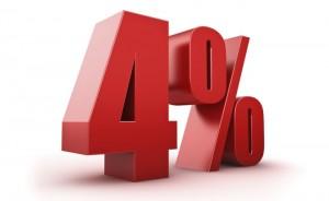 percent 4